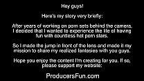 ProducersFun-Blowjob compili feuring Adriana Maya and Brittany Shae blowing producer - 9Club.Top