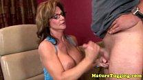 Granny mature tugger spoils dick pornhub video