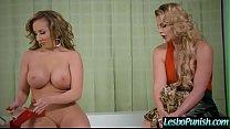 (Phoenix Marie & Richelle Ryan) Sexy Lesbian Ge...