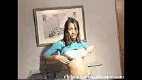 Laura's Striptease