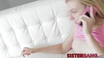 Stepsis Alexa Grace doggystyle and blowjob befo...