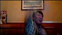 【ニコ生】37歳会社経営のおっさんがヒトカラで本気のヲタ芸を披露 - [sm23