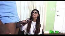 Mia Khalifa Enjoys Sucking a Big Black Cock preview image