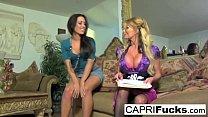Capri Cavanni And Taylor Wane Have A Naughty Teacher Encounter