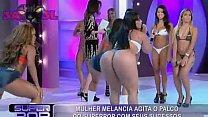 Mulher Melancia dançando de biquini pornhub video
