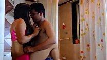 Beautiful Indian Couples Enjoying Great Sex- Mi...