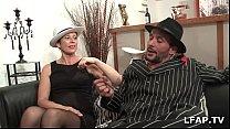 ladies masterbating ‣ Belle mature francaise a la gorge profonde thumbnail