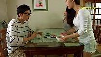 หนังโป้หนุ่มแว่นพาแฟนมาเย็ดที่บ้านหุ่นผู้หญิงเอ็กซ์มากลีลาจัดจ้าน