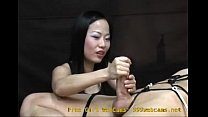 Asian Girl Gives an Intense Hand Job You Will N...