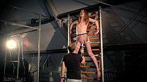Hardcore BDSM and bondage fetish sex for teen i... Thumbnail