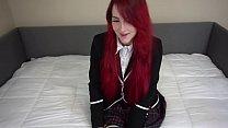 Sexy redhead solo POV - MyTeenMilf