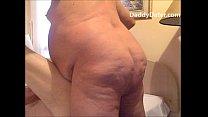 Chubby Obese Grandpa Fucking Bareback pornhub video