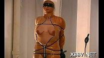 Fetish xxx leads woman to endure tit castigation moments