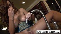 Taylor Vixen sexy solo masturbation pornhub video
