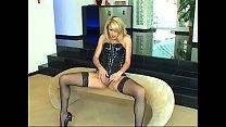 Screenshot Sultry Blonde I n Leather Gear Samantha Ryan P Samantha Ryan Put