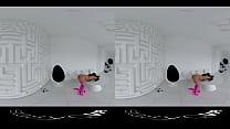 StasyQVR - 180 VR Porn Video - Frisky Fishnets with SilyQ Vorschaubild