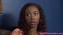 Ebony stepteen creamed Thumbnail