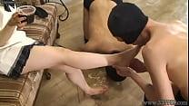 Japanese Femdom Emiru Foot Worship thumb