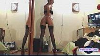 [moistcam.com] Cam teen in stockings plugs her ayss! [free xxx cam] pornhub video