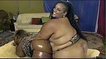 Two lesbian BBW whores Farrah Foxx and Super St...'s Thumb