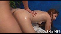 Massage sex spa video