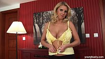 Busty young Elle fuck dildo pornhub video