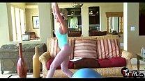 Brandi Love screams & shouts as her gym lover rams her MILF cunt - MilfyMom.com thumbnail