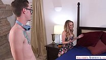 HARLEY JADE STEPMOM FUCKS BIG DICK SON pornhub video