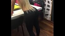 Güerita dando streeptease pornhub video