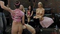 Glenn Kings ManEaters Show Clip 68-1 - Sarah Vandella, Sadie Pop, Aiden Starr,
