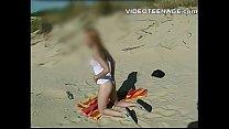real teen nude at beach