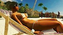Beach Heat - 3dxchat porn
