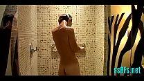 Self engulfing shower porn
