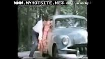 Turkish Actress Outdoor Car Scene