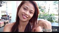 Thai beauty treats a fellow nicely thumbnail