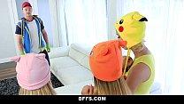 player pokemongo by fucked teens pokemon hot Bffs-