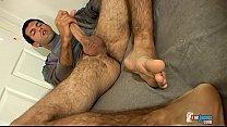Foot Flashing Str8 Boy Jacks Off pornhub video