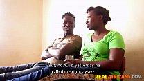 African Booty D rilled By Boyfriend's Bbc iend's Bbc