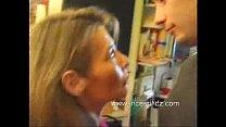 French father found his wife fucking their son thumbnail