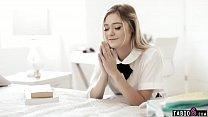 Naughty schoolgirl teen having anal sex with a ...'s Thumb