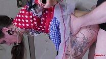 xxx wifeswap: anal playtime for hot little puppet girl (luna lovely) thumbnail