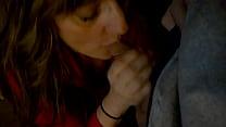 Молодая пара увлеклась романтическим сексом прямо перед скрытой камерой