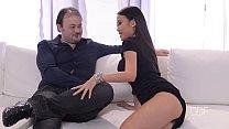 tv actress sex: Asian Office Babe Pussykat Gets A Hard Dick In Her Ass thumbnail