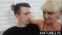 Polskie mamuśki - Prywatne zabawy Pani Małgosi porn thumbnail