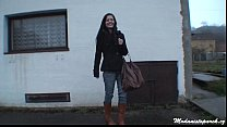 hitchhiker fucking 14 - Miss Lucka (30.1. 2010 - just coffee) czech thumbnail