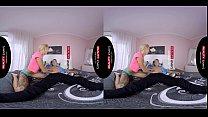 RealityLovers - Petite Stepsis tries anal VR