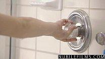 NubileFilms - Hot Shower Sex With Leah Gotti thumbnail
