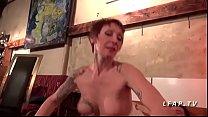 Mature francaise aux gros seins defoncee comme ... thumb
