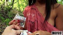 Euro Seduced by a Stranger video starring Maria Fiori - Mofos.com pornhub video