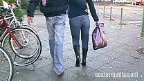 Streetcasting in Deutschland: Heute ist Jessica dran :-) pornhub video